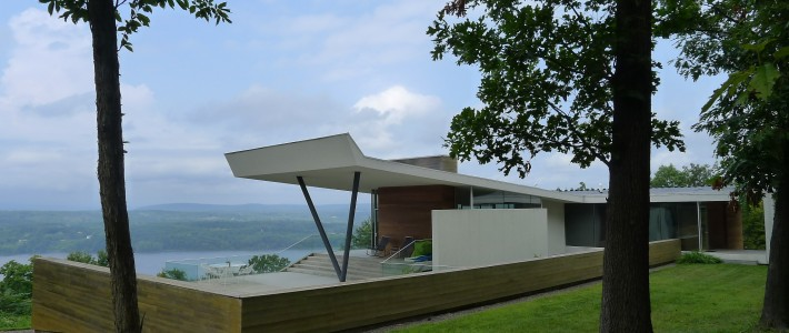 Iconic Contemporary House Sells in Hudson; Listed for $2.975 Million