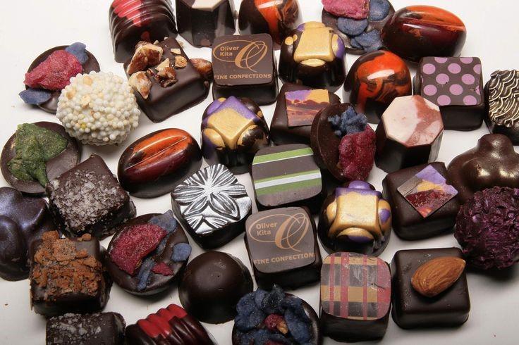 Oliver Kita Chocolates, Rhinebeck, New York