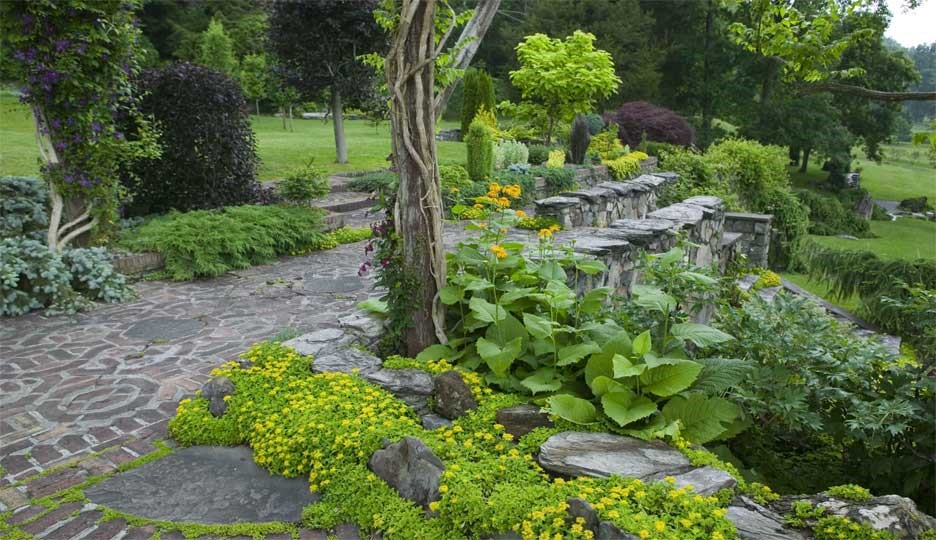 Innisfree Garden Millbrook New York