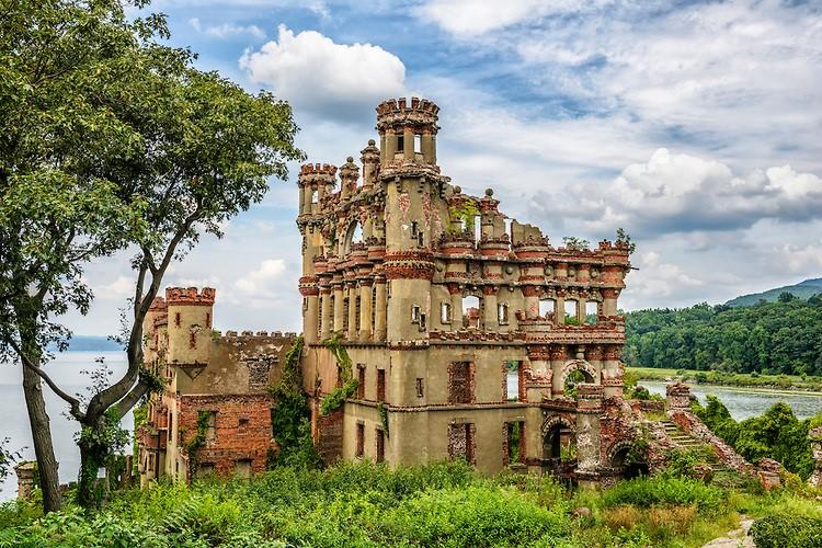 Bannerman Castle, Hudson Highlands State Park, New York