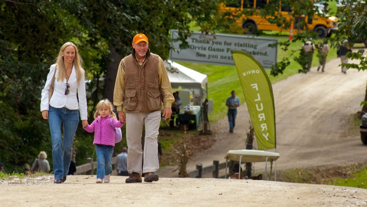 Orvis Game Fair and Sporting Weekend