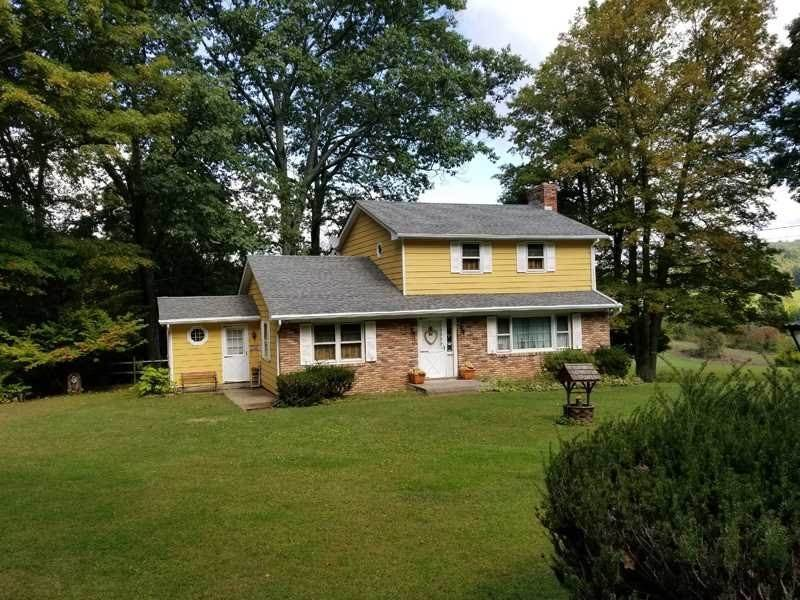 Single Family Homes for Sale at 86 SKYLINE Road Ancramdale, New York 12503 United States