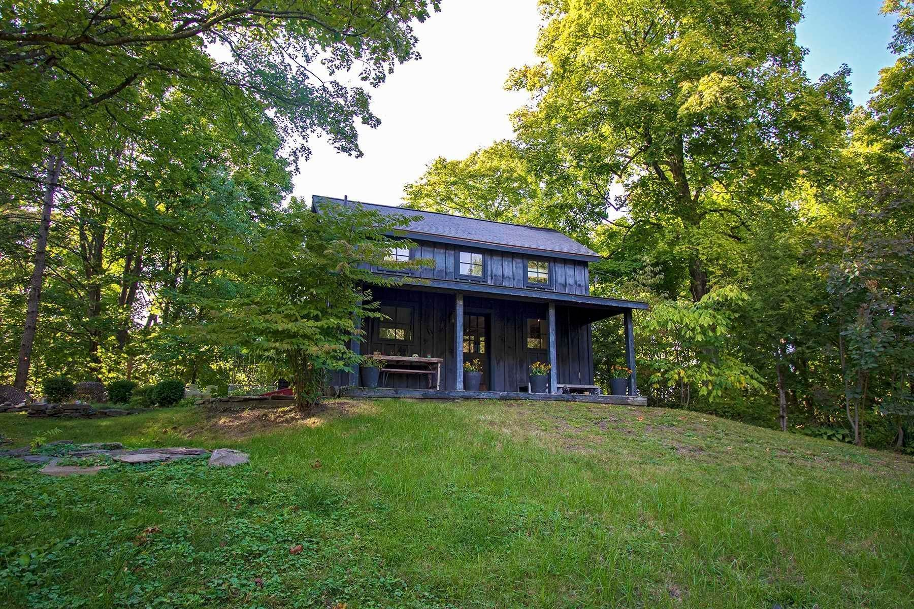 16. Single Family Homes for Sale at 1 VANDERBURGH Street Rhinebeck, New York 12574 United States