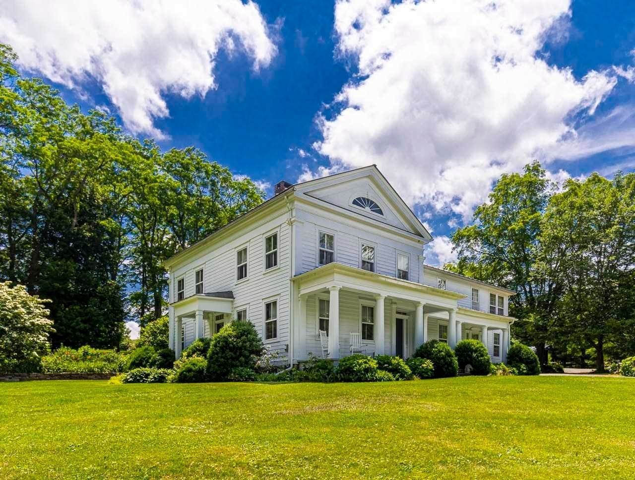 Single Family Homes à 28 OLD CONKLIN HILL ROAD Stanfordville, New York 12581 États-Unis
