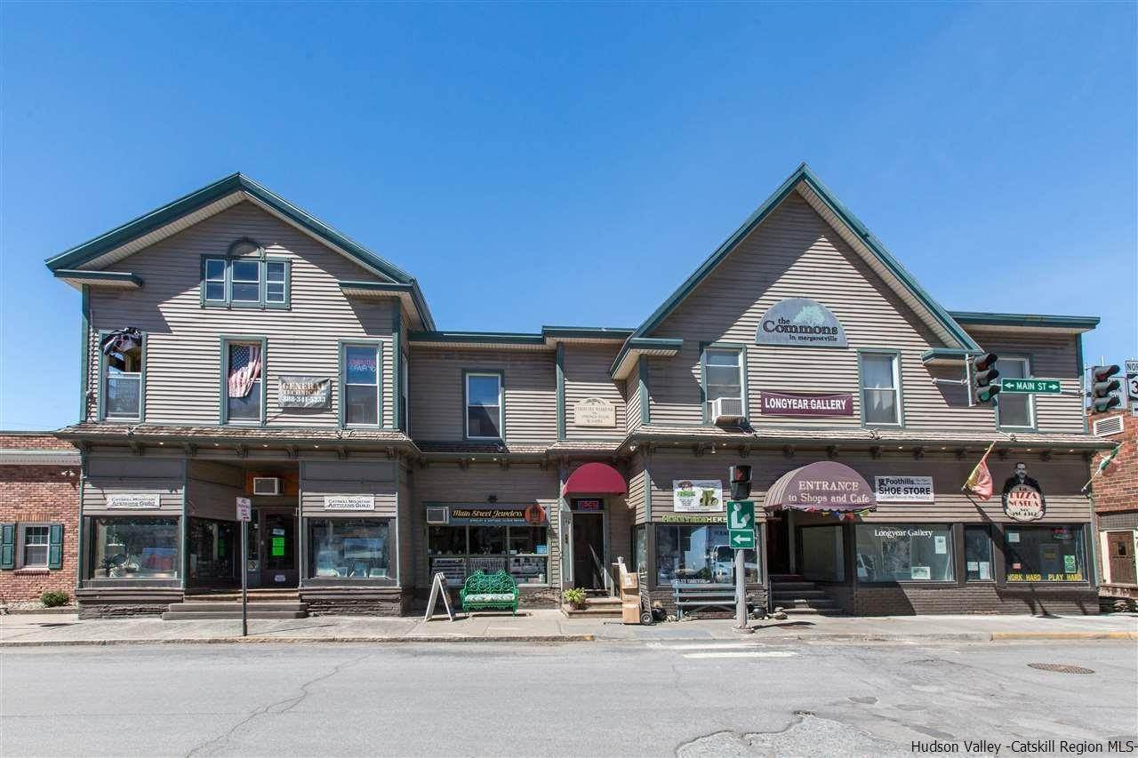 Retail for Sale at 785 Main Street Margaretville, New York 11245 United States