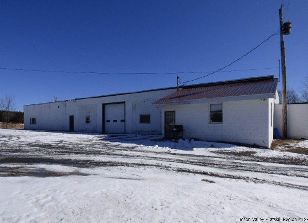 Industrial for Sale at 799 County Route 111 Hannacroix, New York 12087 United States