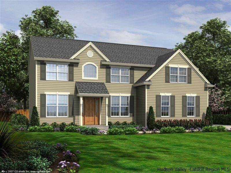 Single Family Homes para Venda às 849 Lattintown Road Milton, Nova York 12547 Estados Unidos