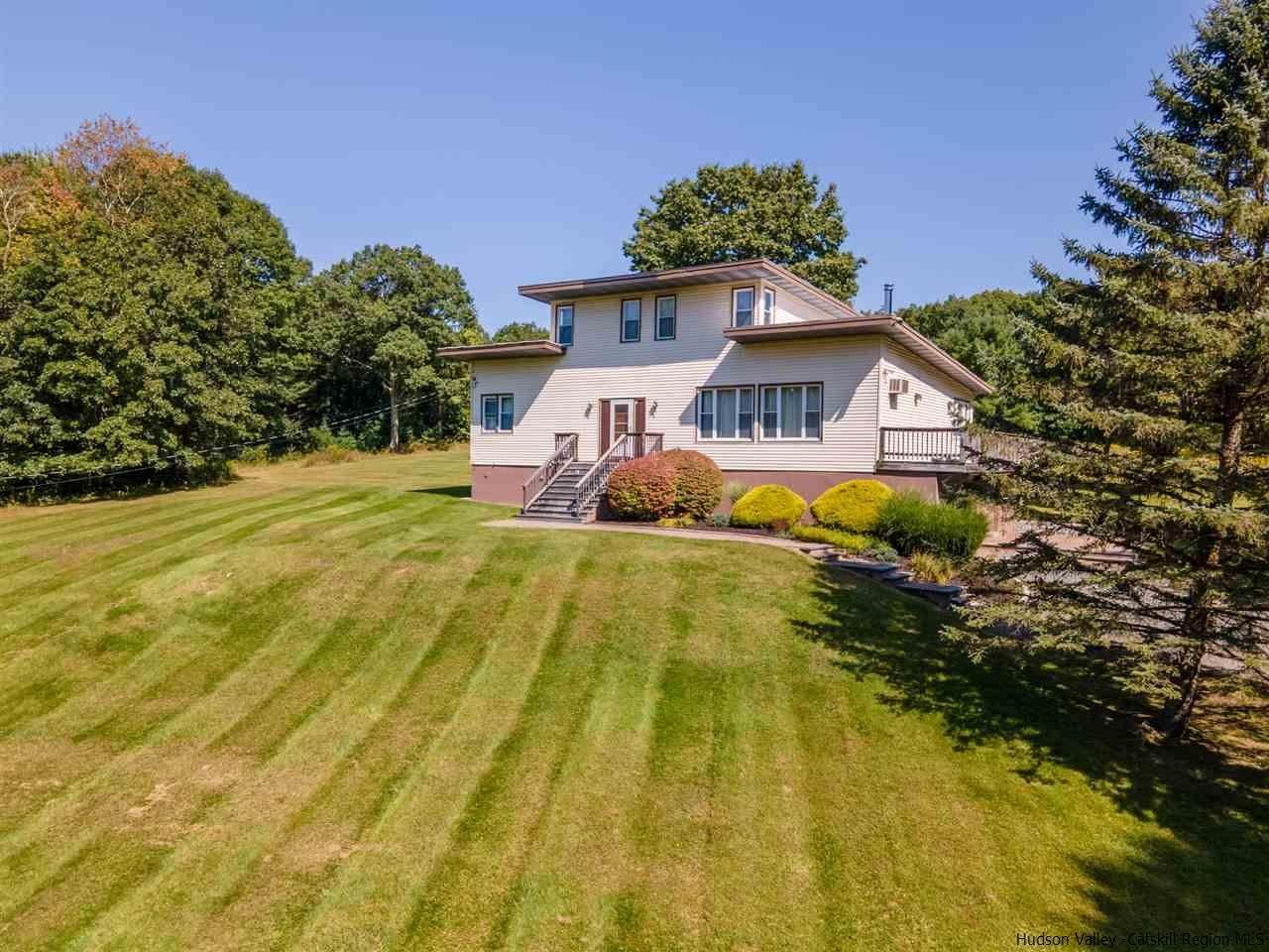Single Family Homes for Sale at 36 Katzman Road Ellenville, New York 12489 United States
