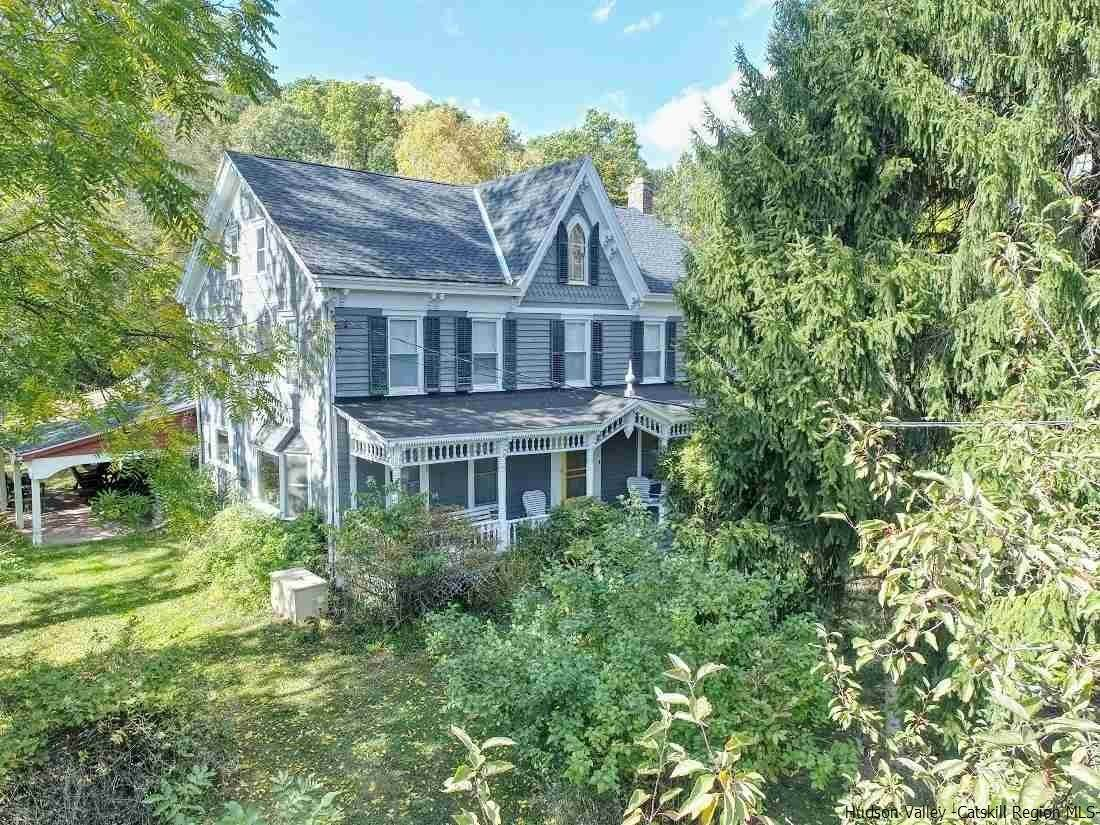 Single Family Homes for Sale at 1645 Route 213 Ulster Park, New York 12487 United States