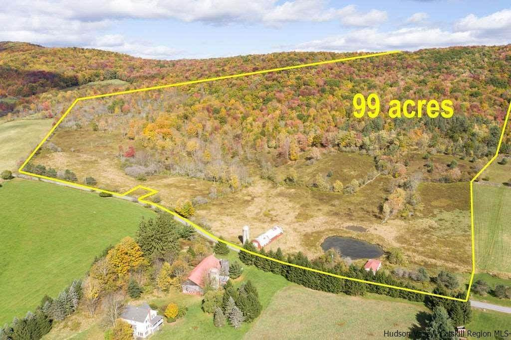 Single Family Homes for Sale at TBD Weaver Hollow Road Andes, New York 13731 United States