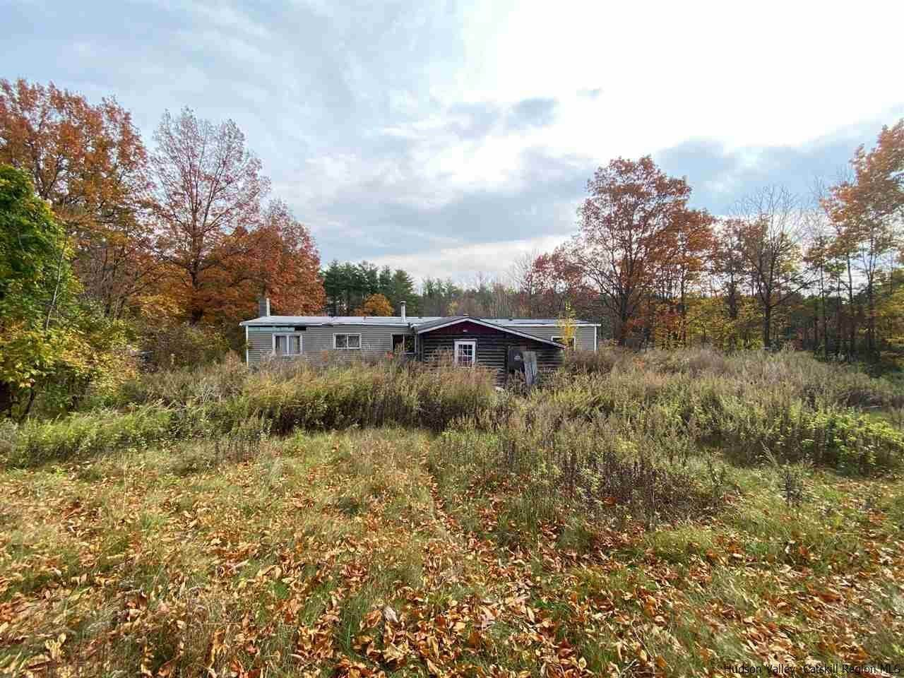 Single Family Homes pour l Vente à 2851 Route 23A Palenville, New York 12463 États-Unis