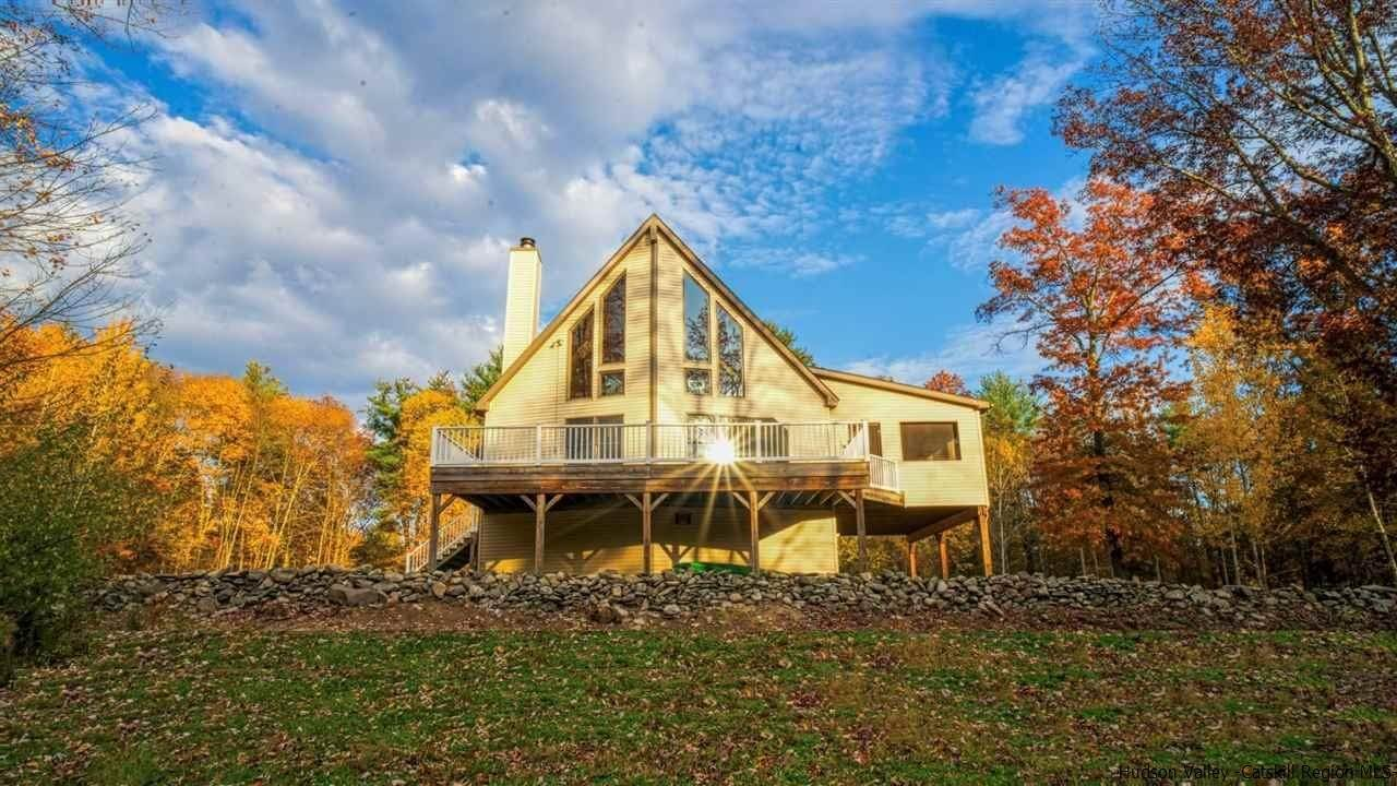 Single Family Homes por un Venta en 171 Grove School Road Catskill, Nueva York 12414 Estados Unidos