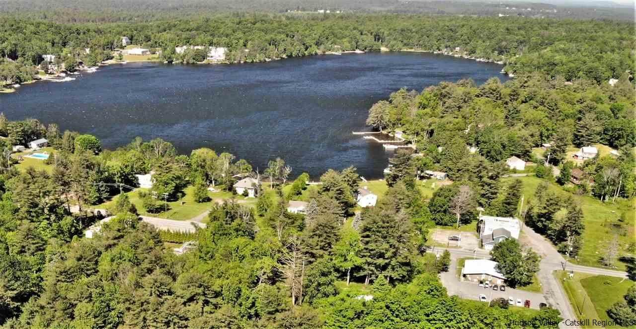 Single Family Homes pour l Vente à White Lake, New York États-Unis