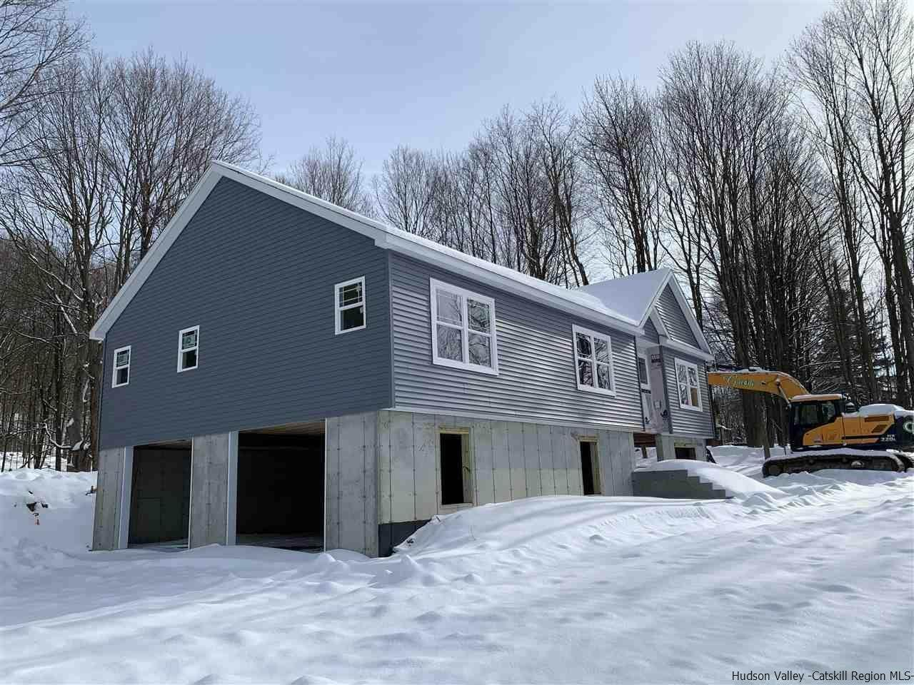 Single Family Homes for Sale at Lot 5 Calico Way Plattekill, New York 12568 United States