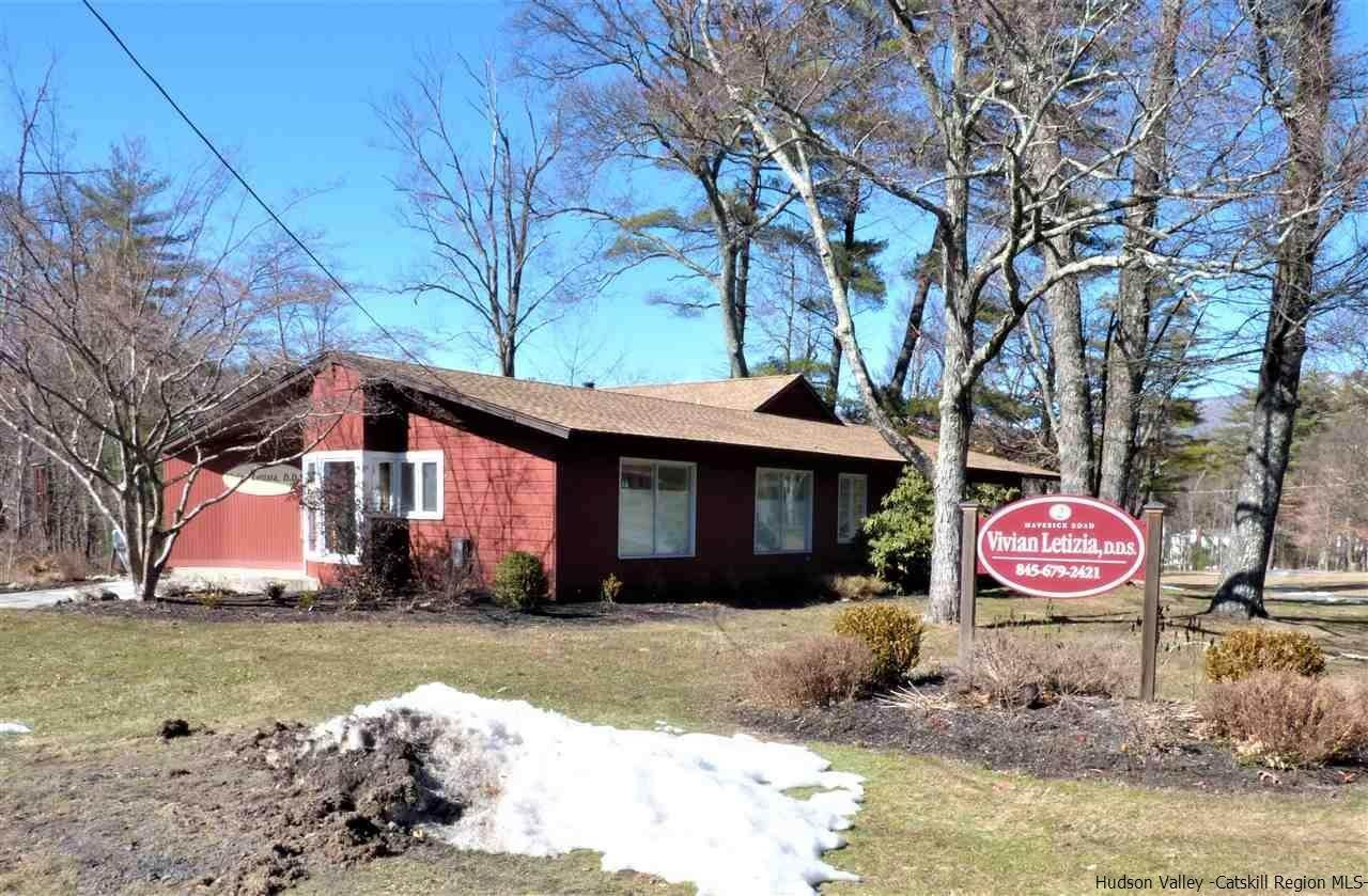 Offices for Sale at 2 Maverick Road Woodstock, New York 12498 United States