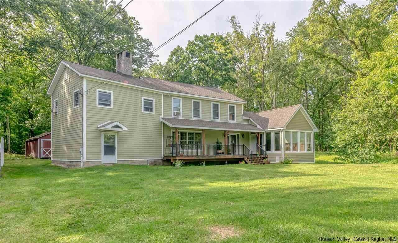 Single Family Homes for Sale at 393 Union Center Road Ulster Park, New York 12487 United States