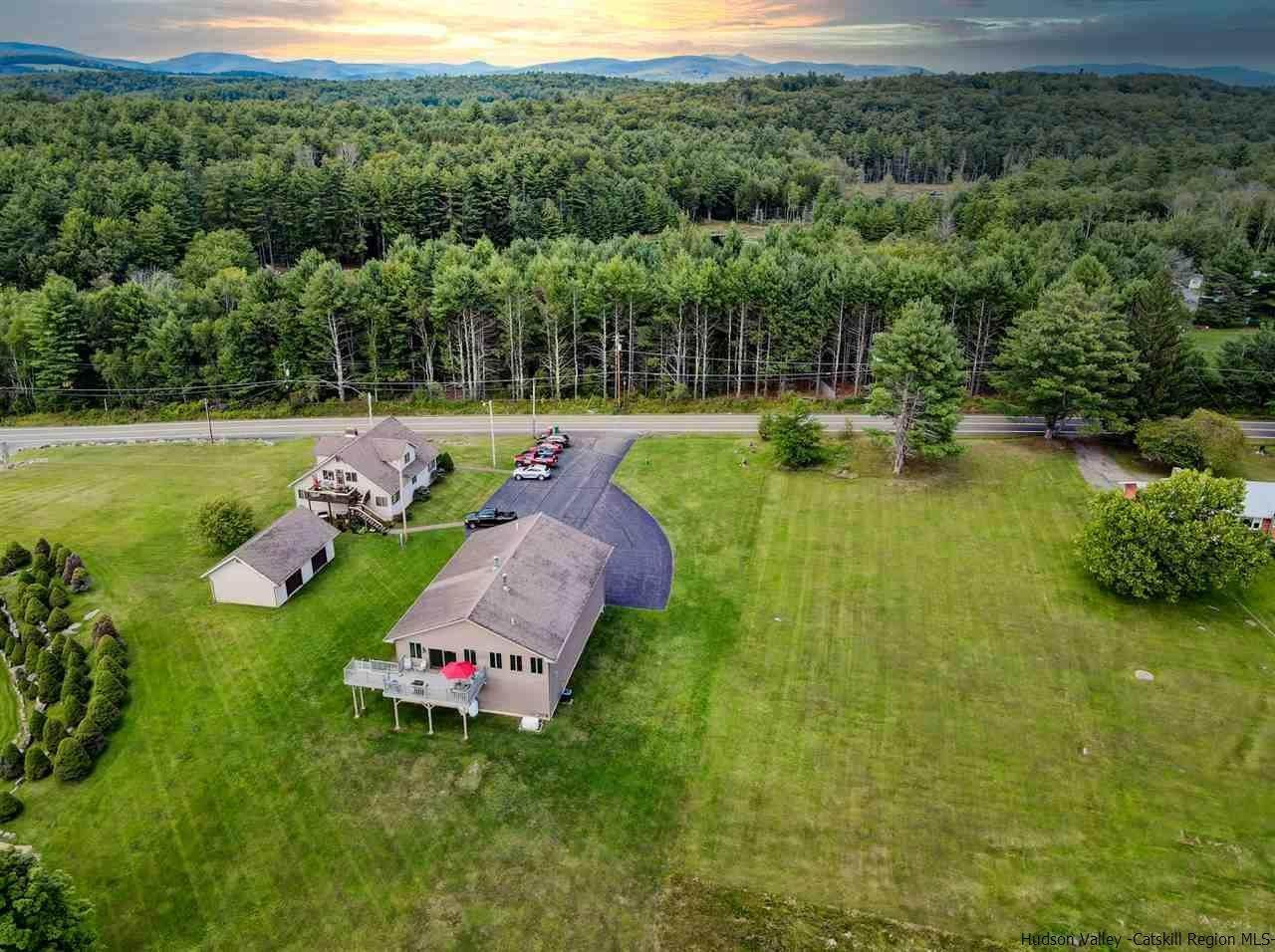 Single Family Homes for Sale at 1181-1183 Ulster Heights Road Ellenville, New York 12428 United States