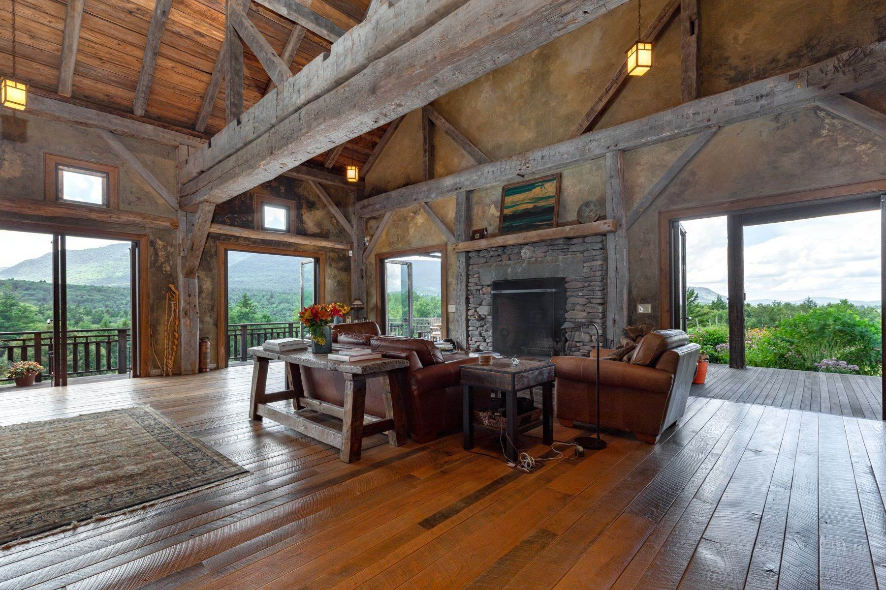 7. Single Family Homes for Sale at Birchwood Mountain Estate Hunter, New York 12427 United States