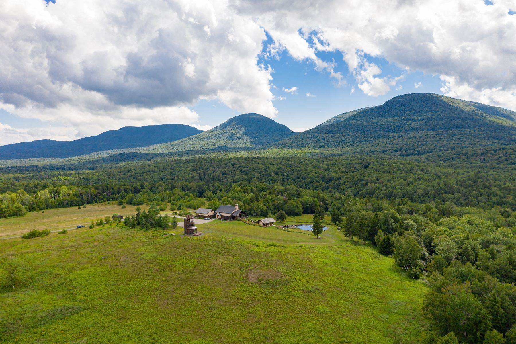 40. Single Family Homes for Sale at Birchwood Mountain Estate Hunter, New York 12427 United States