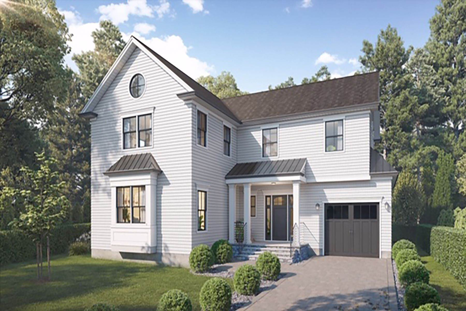 Single Family Homes por un Venta en New Construction in Shore Acres 561 Shore Acres Drive Mamaroneck, Nueva York 10543 Estados Unidos