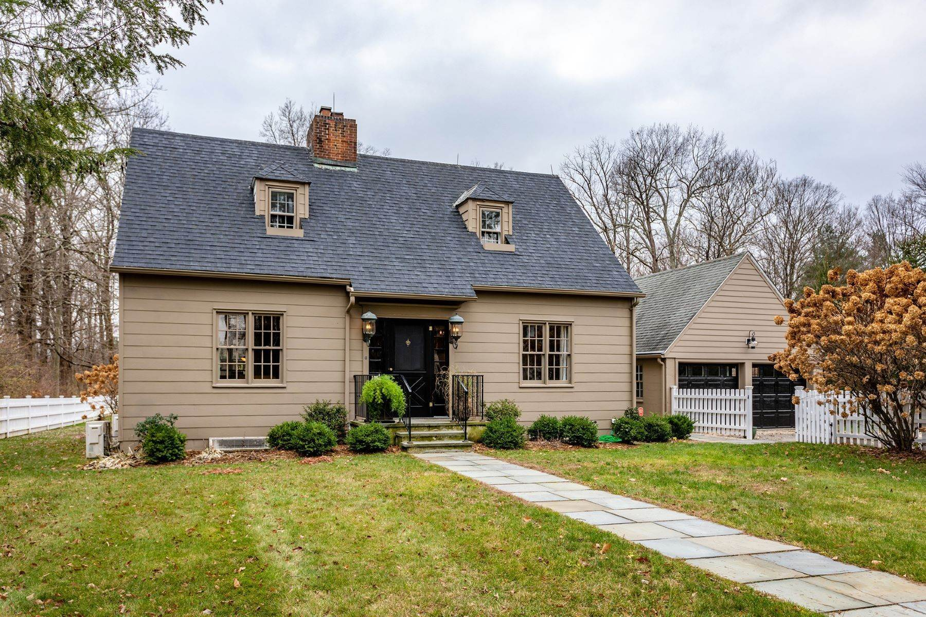 Single Family Homes for Sale at In Town Gem 15 Library Street Salisbury, Connecticut 06068 United States