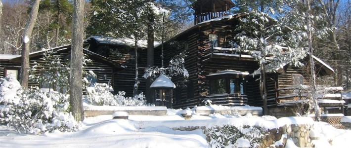 Hudson Valley's Winter Retreat Homes